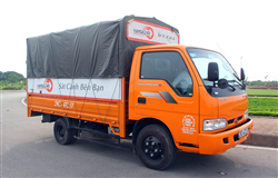 2.5 ton Truck Rental (box canvas)