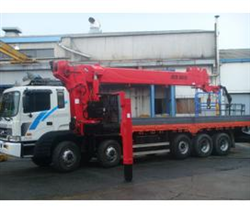 20 ton Self-Propelled Crane Rental
